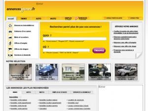 Visitez Annoncesjaunes.fr