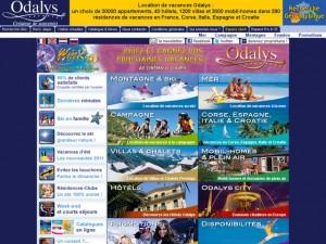Visitez Odalys-Vacances.com