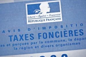 taxe foncière