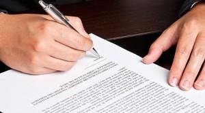 Acte de vente notarié